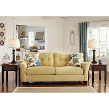 Living Spaces Sofas by Add A Bright Touch To Your Living Space With This Contemporary