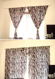 how to hang without nails alternative ways to hang curtains unac co