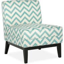 Chevron Accent Chair Home