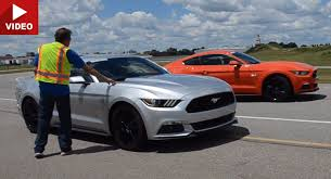 ford mustang 4 cylinder the sounds of the 2015 mustang s ecoboost 4 cylinder engine w poll