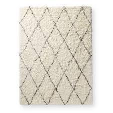 nuloom handmade moroccan style new zealand wool shag rug free