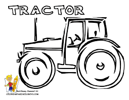 printable pictures tractor color pages 31 on coloring site with