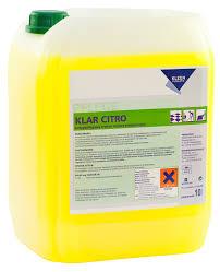 klar citro 10 l ale czysto sprzęt i środki czystości
