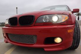 2006 bmw 330ci convertible emola red extremely clean 108k miles