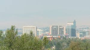 Wildfire Air Quality Symptoms by Here U0027s How Wildfire Smoke Can Affect Your Health Ktvb Com