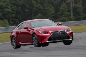 lexus sport v10 2018 lexus rc receives minor updates 5 hp bump for v 6 motor trend