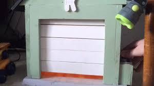 Insulating Garage Door Diy by Garage Doors Garage Door Buying Guide Diy Homemade Screen