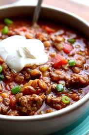chili cuisine instant pot ground turkey lentil chili 365 days of cooking