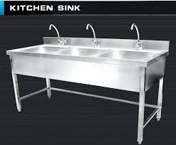 restaurant faucets kitchen stainless steel kitchen work table sink restaurant commercial