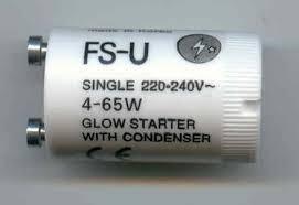 Starter Fluorescent Light Fixture Fix Or Replace Fluorescent Light Starters Www Lightneasy Net