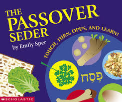 passover seder books the passover seder by emily sper