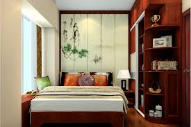 Asian Style Bedroom by Bedroom Design Large Bedroom Young Women Painted Wood Table
