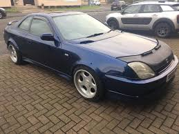 2000 Prelude Interior Used Honda Prelude Cars For Sale Gumtree