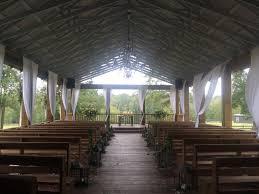 wedding venues in augusta ga pine knoll farms