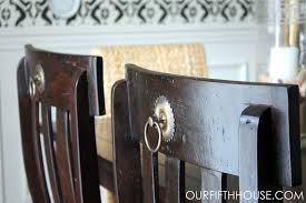 Ring Pull Dining Chair Dining Room Details Our Fifth House