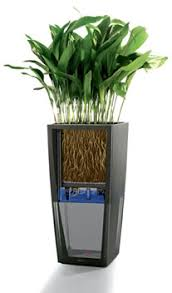 self watering indoor planters planters with self watering system home and office planters