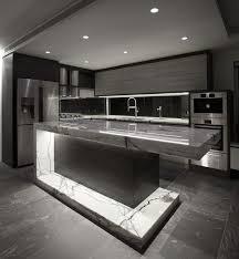 luxury modern kitchen designs with well luxury modern kitchen home