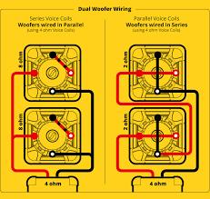 subwoofer speaker u0026 amp wiring diagrams kicker car