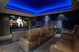 Home Theater Rug Red And White Nuance Home Theatre Modern That Has Red Speaker