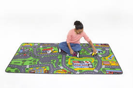 Safavieh Kids Rugs by Kids U0027 Rug With Roads Kids Rug City Street Map Children Learning