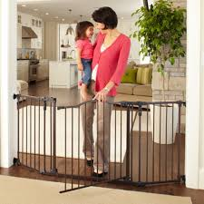72 wide baby gate baby u0026 pet gates compare prices at nextag
