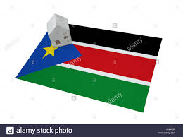 Old Sudan Flag Market South Sudan Stock Photos U0026 Market South Sudan Stock Images