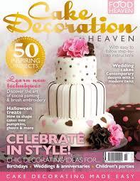 Cake Decorating Heaven Magazine Cake Decoration Heaven Autumn 13