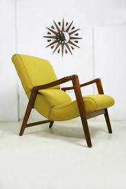 Yellow Arm Chair Design Ideas Mid Century Mustard Armchair Designed By E Gomme For G Plan