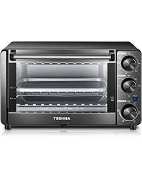 Black And Decker Stainless Toaster Oven Amazing Deal Toshiba Mg12gqn Bs Toaster Oven 4 Slice Bread 9