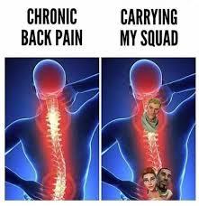 Back Pain Meme - chronic back pain meme xyz