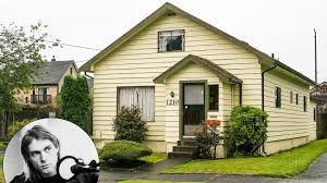 what is haunting kurt cobain u0027s childhood home which no one wants
