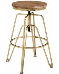 don u0027t miss this deal linon wood and metal adjustable bar stool