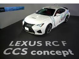 Lexus Trd Next Future 3 U201canswer U201d
