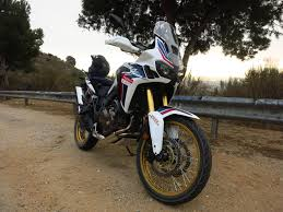 honda crf review u2013 honda crf 1000 l africa twin stroming the world