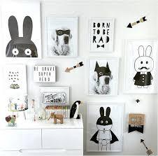chambre enfant noir et blanc chambre enfant noir et blanc tableau noir et blanc chambre charming