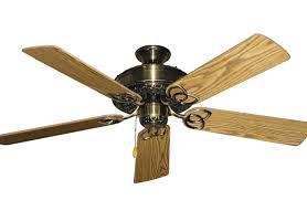 antique brass ceiling fan renaissance antique brass ceiling fan with 56 oak blades broward