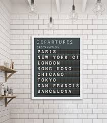 themed room decor 50 travel themed home decor accessories to affirm your wanderlust
