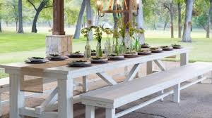 best 25 dinning table ideas enchanting best 25 rustic outdoor dining tables ideas on