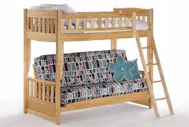 night u0026 day furniture cinnamon futon bunk
