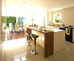 kitchen island with attached table furniture island attached to wall lovely articles with kitchen