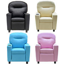 Toddler Reclining Chair Kids Recliner Ebay