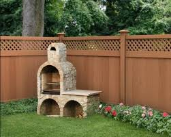 Backyard Fence Styles by 49 Best Fence Ideas Images On Pinterest Landscaping Ideas