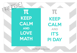 our mini family keep calm and it u0027s pi day printable freebie