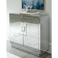Mirrored Bar Cabinet Mirrored Bar Cabinet