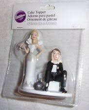 and chain cake topper wilton plastic humorous wedding cake decorations ebay