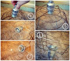 5 minute diy vintage industrial pendant light tutorial from