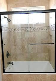 martin shower door company gallery frameless semi frameless