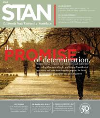 Stan Magazine 09 By Csu Stanislaus Visual Branding Issuu