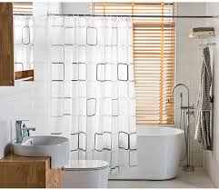 Loaded Shower Curtain Rod Tension Curtain Rod Extendable Loaded Bathroom Shower Curtain Rod