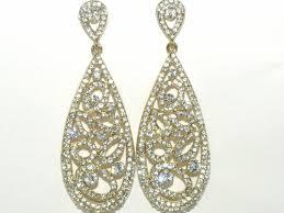 gold earrings for wedding earrings gold
